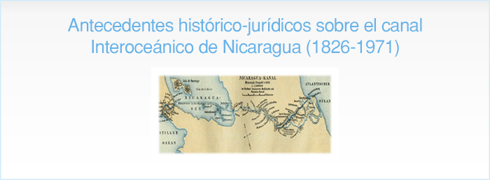 Historia del Canal Interoceánico