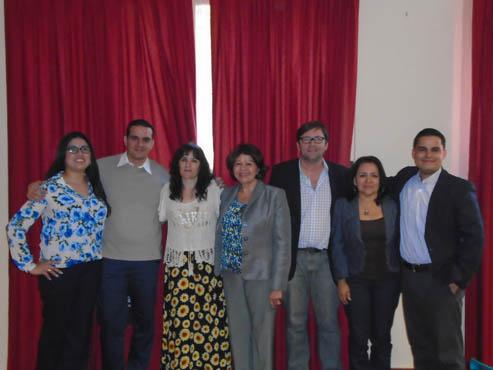 Intercambio de Experiencias con la Asociación del Personal Legislativo (APL) Argentina